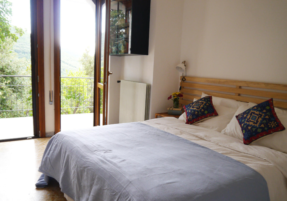 Double bedroom  - Villa to rent near Rome